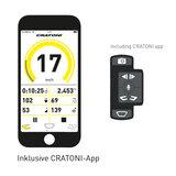Fietshelm Cratoni Smartride met vizier - Fietshelm Speed Pedelec kopen online - zwart 4