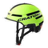 cratoni smartride kopen neon geel speed pedelec helm