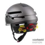 cratoni smartride kopen speed pedelec helm achterkant