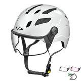 CP Chimayo+ wit - speed pedelec helm - e bike helm