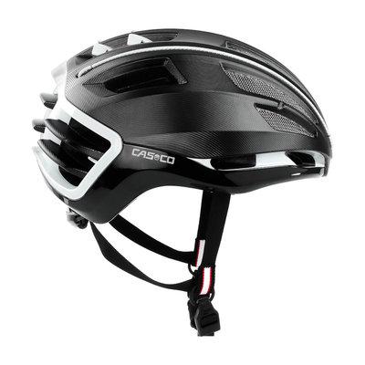 Casco SPEEDAIRO 2 zwart - kan met vizier! - schaatshelm & racefietshelm