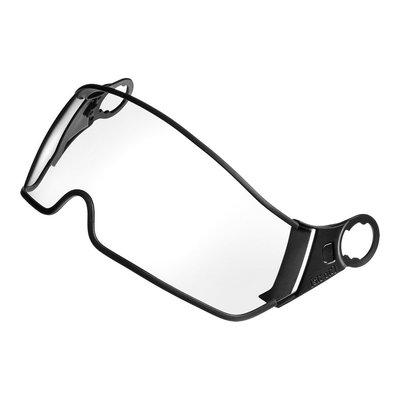 CP Fahrradhelm Ersatzvisier - Transparent (klar) - Passend für CP Carachillo und Chimayo+