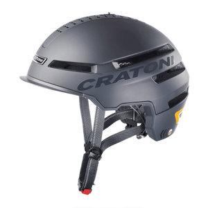 cratoni smartride kopen zwart speed pedelec helm